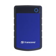 НЖМД Transcend StoreJet 2.5 USB 3.0 2TB серия H Blue